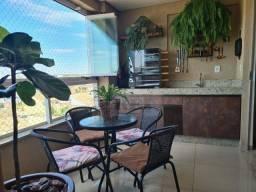 Apartamento com 3 dormitórios à venda, 98 m² por R$ 450.000,00 - Residencial Interlagos -