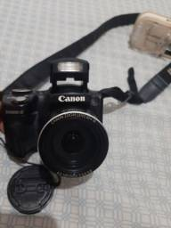 Câmera cânon sx500 is
