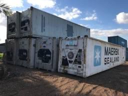 Container Reefer 40 Pés HC