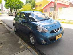 Nissan March S Completo 2015. Carro Extra!