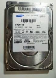 HD Samsung 40gb