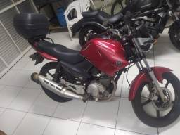 yamaha/factor ybr 125 edition 2010