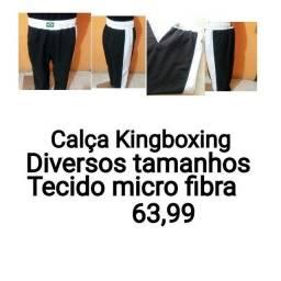 Calças Kickboxing Diversos Tamanhos Cores Promoção Atacado