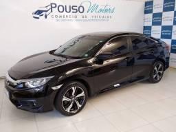 Honda Civic  2.0 16V Flex Ex 4P Automático 2018/2019