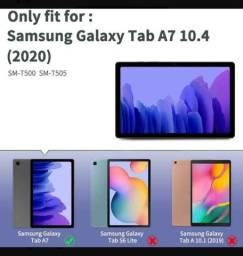 "Capa Para Tablet Samsung Galaxy Tab A7 10.4 ""(2020) Sm-T500 Sm-T505"