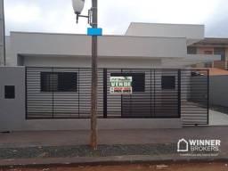 Casa com 2 dormitórios à venda, 56 m² por R$ 173.000,00 - Jardim Nova Independência - Sara