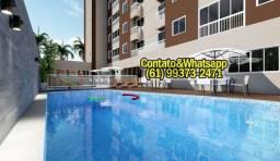 Apartamentos em Goiania, 2Q (1Suíte), (Apartamento a Venda em Goiania)