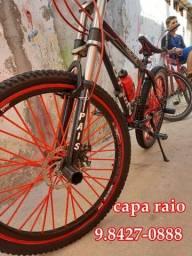 capa para bicicleta