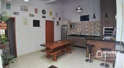 Casa com 2 dormitórios à venda, 94 m² por R$ 340.000,00 - Parque das Laranjeiras - Maringá