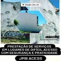 Jmbacess Alpinimo industrial