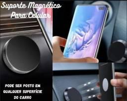 Suporte Celular Magnético  Para Carro