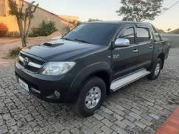 Título do anúncio: Toyota de Hilux 4x4 diesel