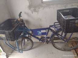 Bike de carga em perfeito estado