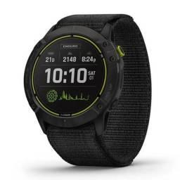 Relogio Smartwatch Garmin Enduro - Cinza Carvao