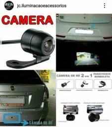 Título do anúncio: Camera de ré automotiva para dvd