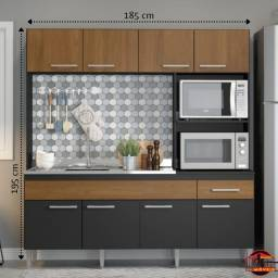 Cozinha compacta luiza