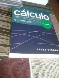 Livro usado - Cálculo - Vol. 2 - Stewart - 6ª edição