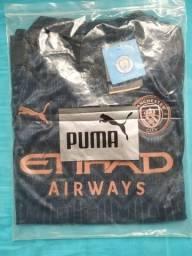 Camisa do Manchester City qualidade Tailandesa