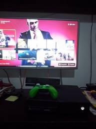 Vendo Xbox One funcionando perfeitamente