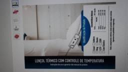 Título do anúncio: Lençol térmico Casal Queen 220v