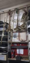 Instrumentos  de bocal