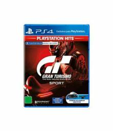 Gran Turismo Sport para PS4 - Polyphony - Novo/Lacrado