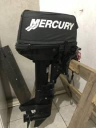Motor De Popa Mercury 2 Tempos
