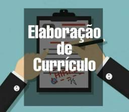 Título do anúncio: Elaboração de Currículo
