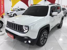 Jeep Renegade Longitude Flex 4X2 AT 1.8 4P 2021  completa Branco Pérola