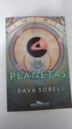 Livro Os Planetas Por Dava Sobel