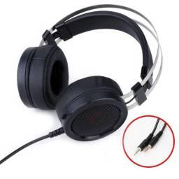 Headset Gamer Redragon  Scylla