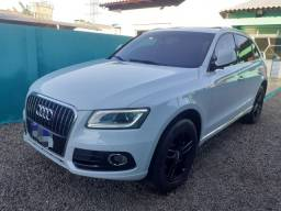 Audi Q5 Ambiente 2.0 turbo+teto+Quattro+brancaaa 2015