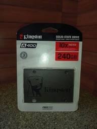 Título do anúncio: SSD Kingston 240GB