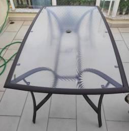 Título do anúncio: Conjunto Mesa e Cadeiras para Jardim