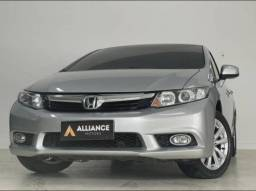 Honda Civic Sedan Lxs 2.0 16V