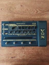 Pedaleira Vox Tonelab EX muito nova!