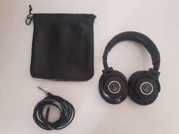 Fone de Ouvido - Audio Technica ATH-M40X