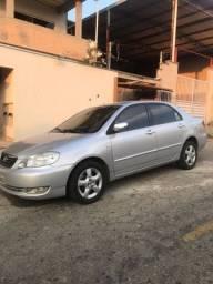 Título do anúncio: Corolla 2005 - automático - banco de couro