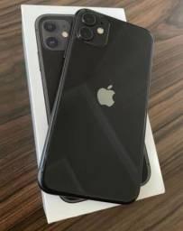 Vendo iPhone 11 de 128 gb 28 dias só novo