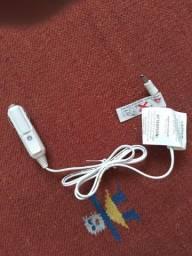 Adaptador  para usar em automóvel para aparelho aquecedor  de lenços  umedecidos