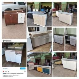 Balcão de cozinha vários modelos venha conferir