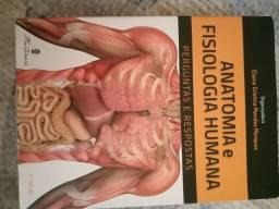 Título do anúncio: Livro Anatomia e fisiologia humana