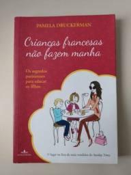 Livro - Crianças Francesas Não Fazem Manha