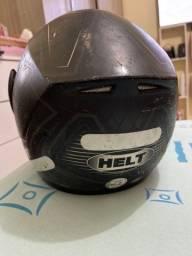 Título do anúncio: Vendo capacete n58 HELT