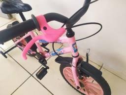 Título do anúncio: Bicicleta aro 16 baratinho para andar