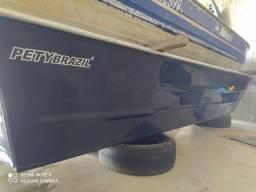 Título do anúncio: Barco alumínio 100% soldado