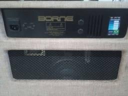 Amplificador Borne pre-valvulado