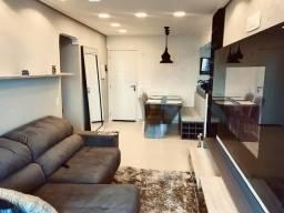 Lindo apartamento mobiliado e decorado por arquiteto, pronto para morar no Caiçara
