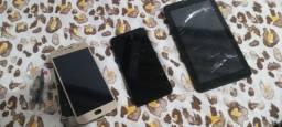 Título do anúncio: Moto G5S, LG K9, Tablet Multilaser M7-3G Plus,