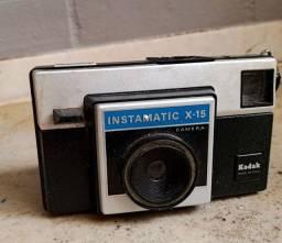 Título do anúncio: Máquina Câmera Fotográfica Kodak Instamatic X-15 X15